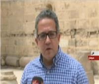 فيديو| وزير الآثار: الاكتشافات الأثرية الجديدة تساعد على الترويج للسياحة