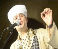 المنشد ياسين التهامي على مسرح ساقية الصاوي