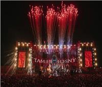 تامر حسني عن حفل «المنارة»: ميلاد جديد بتنظيم عالمي في مصر