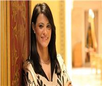 وزيرة السياحة تلتقي رئيس مركز الاقتصاد والمجتمع الجديد