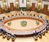 فيديو| تفاصيل لقاء الرئيس السيسي بأعضاء مجلس أمناء مكتبة الإسكندرية