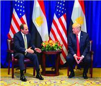 مصر وأمريكا.. 45 عاماً من العلاقات الرسمية