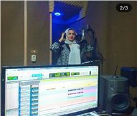 سما المصري تستعد لمفاجأة جديدة في رمضان بـ«الحجاب»