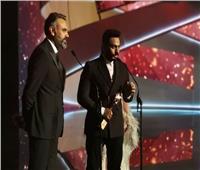 تامر حسني أفضل مطرب عربي لعام 2019 في حفل «موريكس دور»