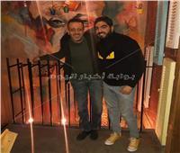 لؤى يتعاون مع أحمد البرازيلى ألبومه الجديد
