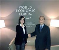نصار يبحث مع ممثلي الشركات العالمية توسيع حجم استثماراتها بمصر