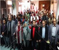 معهد الكبد يكرم المثاليين والفائزين في «معًا من أجل مدرسة خالية من فيروس سي»