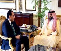 مدبولي يبحث مع وزير الاتصالات السعودي ملف «التحول الرقمي»