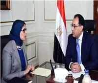 رئيس الوزراء يتابع استعدادات تطبيق منظومة التأمين الصحي ببورسعيد