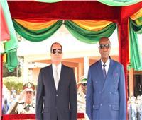 صور| السيسي: جامعة «ناصر» في غينيا شاهدة على متانة العلاقات بين البلدين