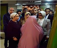 وزيرة الصحة توجه بعلاج «طبيب القطار» في ألمانيا وتنقله لمكتبها