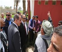 اليوم| وزير الزراعة يتفقد عددا من المشاريع بمحافظة سوهاج