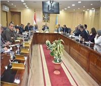 محافظ أسيوط يلتقي النواب لبحث التوسع في مشروعات «الغاز والكهرباء»
