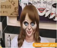 فيديو| 100 مجسم فنى لأشهر شخصيات السينما العالمية على أرض مصر