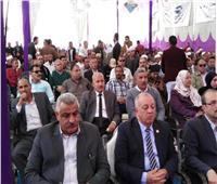 مؤتمرات جماهيرية حاشدة بمدن الشرقية