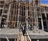 الخشت: نظام تعليمي متقدم بجامعة القاهرة الدولية الجديدة