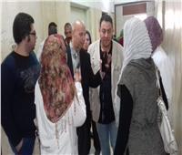 بعد ضرب ممرضة.. قرار عاجل ضد مدير مستشفى منيا القمح المركزي