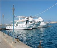 إغلاق ميناء شرم الشيخ البحري لسوء الأحوال الجوية بجنوب سيناء