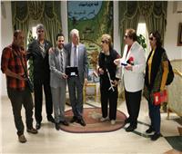 تكريم خاص لإدارة مهرجان شرم الشيخ للمسرح من محافظ جنوب سيناء