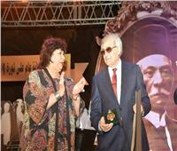 صور  وزيرة الثقافة تكرم 17 شخصية من رموز «ثورة 19»