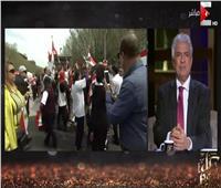 فيديو  وائل الإبراشي: العالم كله يترقب القمة المصرية الأمريكية