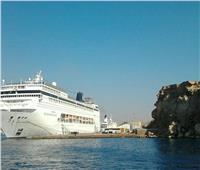 إعادة فتح ميناء شرم الشيخ بعد تحسن الأحوال الجوية
