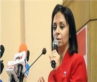 «مايا مرسي» تشارك في فعاليات الدورة الـ 25 للمنتدى الاقتصادي السنوي للمرأة