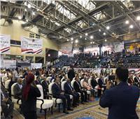 نقابة البترول تنظم مؤتمرًا لدعم «التعديلات الدستورية» بحضور ٣ ألاف عاملًا