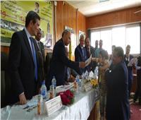 جامعة المنيا تكرم 120 طفلا في احتفالية كلية الزراعة بـ«يوم اليتيم»