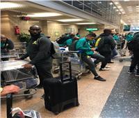 بعثة «صن داونز» تصل مطار القاهرة استعدادا لمواجهة الأهلي