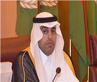 رئيس البرلمان العربي يدين التفجير الإرهابي بالشيخ زويد