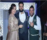 صور| نجوان وخضر يحتفلان بخطوبة شقيقة المخرج محمد حجازي