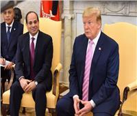 البيت الأبيض: ترامب يدعم الإصلاح الاقتصادي الجريء بمصر.. وجهود تمكين المرأة