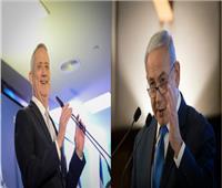 نتنياهو ومنافسه جانتس يعلنان الفوز في الانتخابات