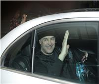 صور| راغب علامة يصل القاهرة استعداد لحفل إحدى شركات الاتصالات