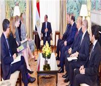 السيسي: مصر ستواصل جهودها لتطوير ما تحقق من نجاحات في مجال تمكين المرأة