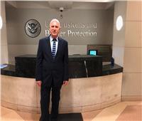 رئيس مصلحة الجمارك يلتقي كبار مسئولي التعاون الدولي بإدارة حماية الحدود الأمريكية