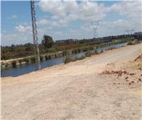 البيئة: رصد نوعية المياه بعدد من مصارف البحيرة
