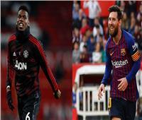 تعرف على موعد قمة برشلونة ومانشستر يونايتد والتشكيل المتوقع