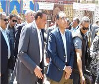رئيس الوزراء لمدير مستشفى رشيد: 95 طبيباً حاضراً «علشان عرفتوا إنى جاى»