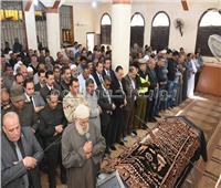 صور| الشرقية تودع شهدائها الأربعة ضحايا إرهاب الشيخ زويد