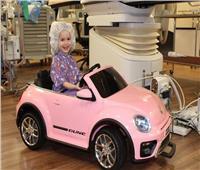 «بسيارات مكشوفة».. مستشفى تبتكر خدعة جديدة لنقل الأطفال لغرف العمليات