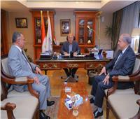 عمرو إسماعيل رئيسًا للهيئة العامة للموانئ البرية والجافة