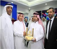 وزير الشباب والسفير السعودي يكرمان نجوم الرياضة والفن ١٦ إبريل