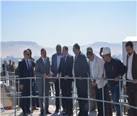 محافظ أسيوط يفتتح عدة مشروعات خدمية بديروط بتكلفة 422 مليون جنيه