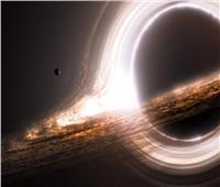 أول صورة حقيقية للمنطقة المحيطة بـ«ثقب أسود»