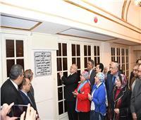 صور| الخشت يفتتح تجديدات قاعة الاحتفالات الكبرى بجامعة القاهرة
