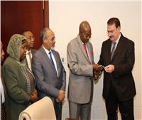 نقيب المهندسين: مهتمون بتنمية العلاقات مع دول الجوار الإفريقية