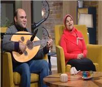 فيديو| الزوجان الكفيفان يحكيا تفاصيل الحب وتحدي الصعاب