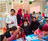 أسقف طموه يترأس قداس لأطفال 57357